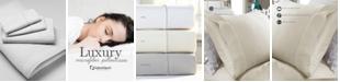 Pure Care Luxury Microfiber Wrinkle Resistant Pillowcase Set