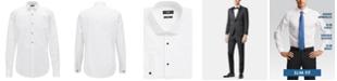 Hugo Boss BOSS Men's Jant Formal Slim-Fit Cotton Shirt