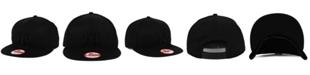 New Era New York Yankees Triple Black 9FIFTY Snapback Cap