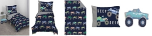 Carter's Monster Truck Toddler Bedding Collection