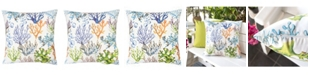 Homey Cozy Arial Large Outdoor Pillow