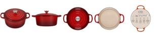 Le Creuset 3.5-Qt. Signature Enameled Cast Iron Round Dutch Oven