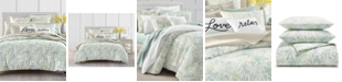 Charter Club Printed Leaves 300-Thread Count Bedding Collection, Created for Macy's