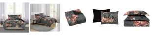 Pem America Manilla Floral Twin 3-Pc. Comforter Set