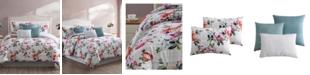 Riverbrook Home Katina Comforter with 5 Bonus Pieces Set, Queen