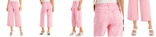 INC International Concepts INC Millicent Pink Wide-Leg Jeans, Created for Macy's