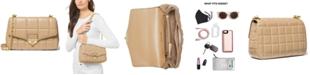 Michael Kors Soho Quilted Leather Shoulder Bag