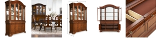 Furniture Closeout! Bordeaux China Cabinet