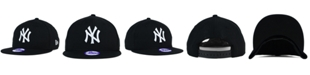 New Era Kids' New York Yankees B-Dub 9FIFTY Snapback Cap