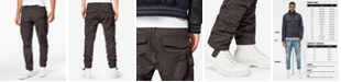G-Star Raw Men's Rovic Zip 3D Straight Tapered Pant