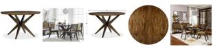 Furniture Ashton Round Pedestal Dining Table