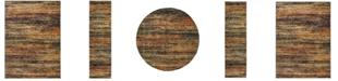 """JHB Design  Prairie  Plains 1'10"""" x 3'2"""" Area Rug"""