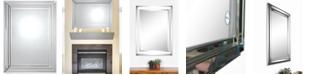 Furniture Prinz Rectangular Mirror, Quick Ship