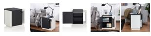 Furniture of America Nicollette Contemporary End Table