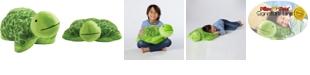 Pillow Pets Signature Teddy Turtle Stuffed Animal Plush Toy