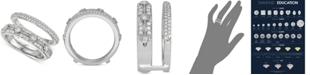 Macy's Diamond Enhancer Ring (1/2 ct. t.w.) in 14k White Gold