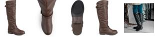 Journee Collection Women's Regular Spokane Boot