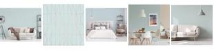 "Brewster Home Fashions Leveque Deco Diamond Geo Wallpaper - 396"" x 20.5"" x 0.025"""