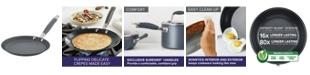 "Anolon Advanced Home Hard-Anodized 9.5"" Nonstick Crepe Pan"