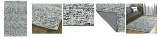 "Kaleen Lucero LCO01-38 Charcoal 9'6"" x 13' Area Rug"