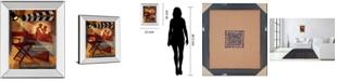 "Classy Art Director's Cut Awards by Conrad Knutsen Mirror Framed Print Wall Art, 22"" x 26"""