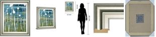 """Classy Art Midnight Blue by Liz Nichtberger Framed Print Wall Art, 22"""" x 26"""""""