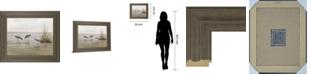 "Classy Art Early Risers II by Sally Swatland Framed Print Wall Art, 22"" x 26"""