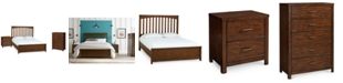 Furniture Ashford Bedroom Furniture, 3-Pc. Set (Queen Bed, Nightstand & Chest)