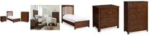 Furniture Ashford Bedroom Furniture, 3-Pc. Set (Twin Bed, Nightstand & Chest)