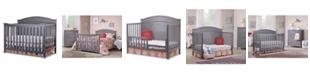 Sorelle Furniture Berkley Round Top Panel Crib