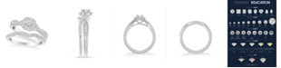 Macy's Diamond Twist Bridal Set (1 ct. t.w.) in 14k White, Yellow or Rose Gold