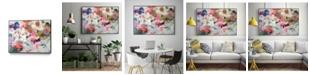 "Giant Art 20"" x 16"" Really I Art Block Framed Canvas"