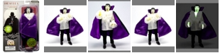 """Mego Action Figures Mego Action Figure, 8"""" New Mego Glow In The Dark Dracula"""