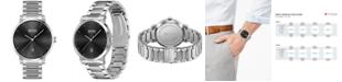 BOSS Men's Confidence Stainless Steel Bracelet Watch 42mm