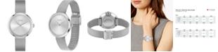BOSS Women's Praise Stainless Steel Mesh Bracelet Watch 36mm