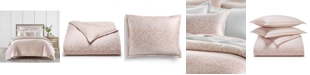 Charter Club Sleep Luxe Petal Ombre Cotton 800 Thread Count 3 Pc. Comforter Set, Twin, Created for Macy's