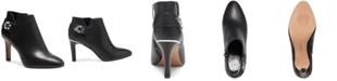 Vince Camuto Women's Lexica Buckle Dress Booties