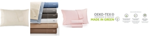 Hotel Collection Set of Two 525 Thread Count, 100% Cotton Standard Pillowcases, Created for Macy's
