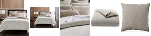 Hotel Collection CLOSEOUT! Pebble Diamond Cotton King Duvet Cover, Created for Macy's