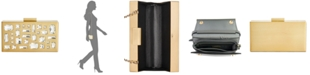 INC International Concepts I.N.C. Marisoll Embellished Box Clutch, Created for Macy's