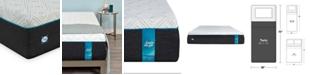 "Sealy to Go 12"" Plush Memory Foam Mattress- Twin, Mattress in a Box"