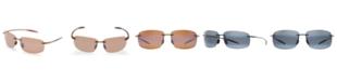 Maui Jim Polarized Breakwall Sunglasses, 422
