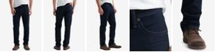 Lucky Brand Men's 410 Athletic Fit Slim Leg COOLMAX® Temperature-Regulating Jeans