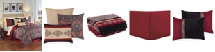 Hallmart Collectibles CLOSEOUT! Farrah 7-Pc. Comforter Sets, Created for Macy's
