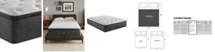 """Beautyrest BRS900-C-TSS 16.5"""" Medium Firm Pillow Top Mattress - King, Created for Macy's"""