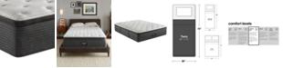 """Beautyrest BRS900-C-TSS 16.5"""" Medium Firm Pillow Top Mattress - Twin, Created for Macy's"""