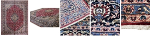 """BB Rugs Kashmar 617020 Red 9'9"""" x 12'8"""" Area Rug"""