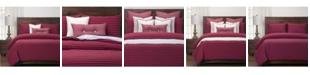 Siscovers Burlap Brick Farmhouse 5 Piece Twin Luxury Duvet Set