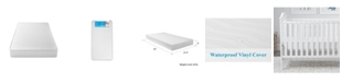 Safety 1st Pleasant Dreams Crib and Toddler Bed Mattress