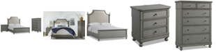 Furniture Bella Bedroom Furniture, 3-Pc Set (Queen Bed, Nightstand & Chest), Created for Macy's